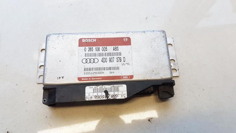 ABS kompiuteris Audi A6 1998    2.5 0265108005