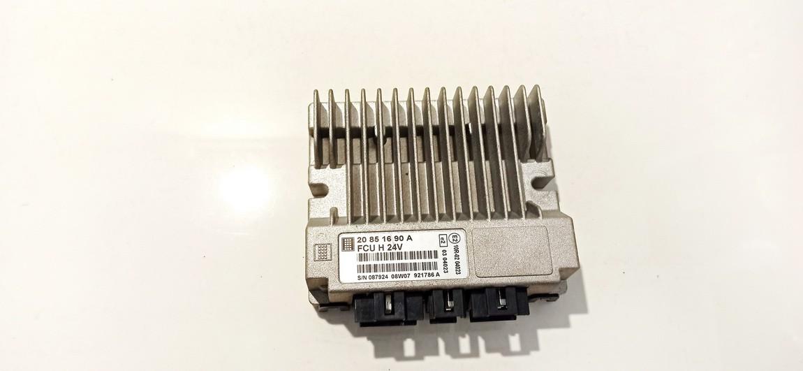 Switch, Headlight (LIGHT CONTROL MODULE) Truck - Renault Midlum 2008    7.2 20851690a