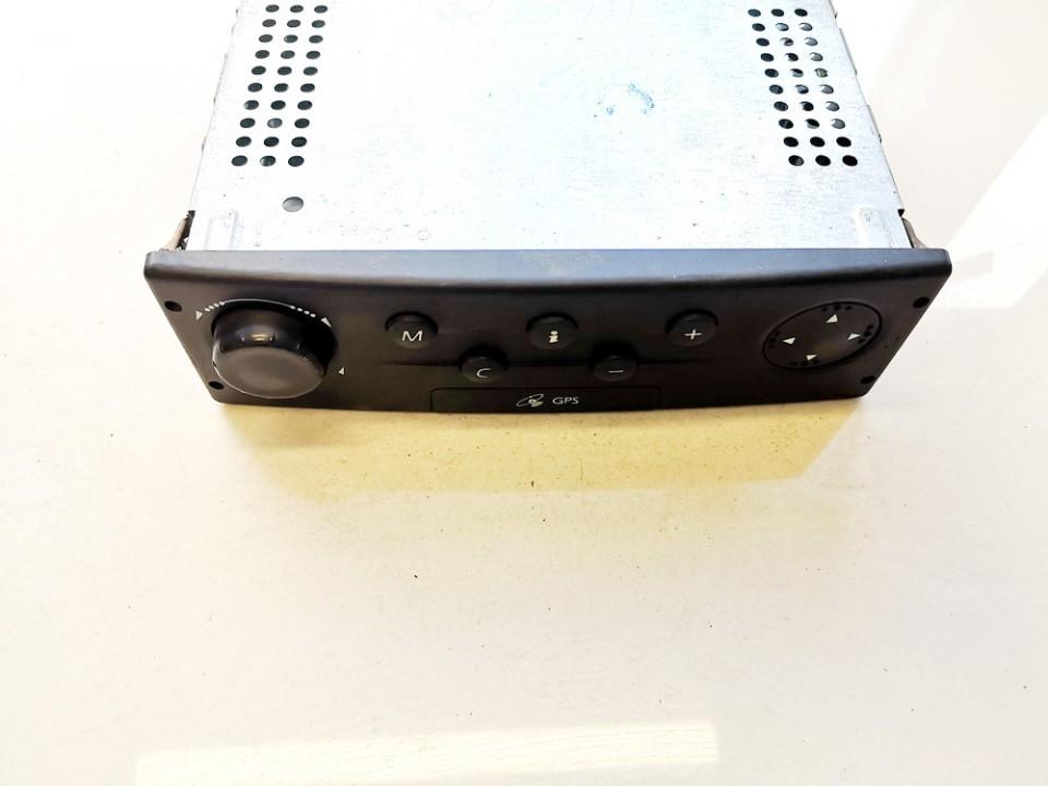 Navigacijos cd skaitytuvas Renault Vel Satis 2002    3.5 8200138590a