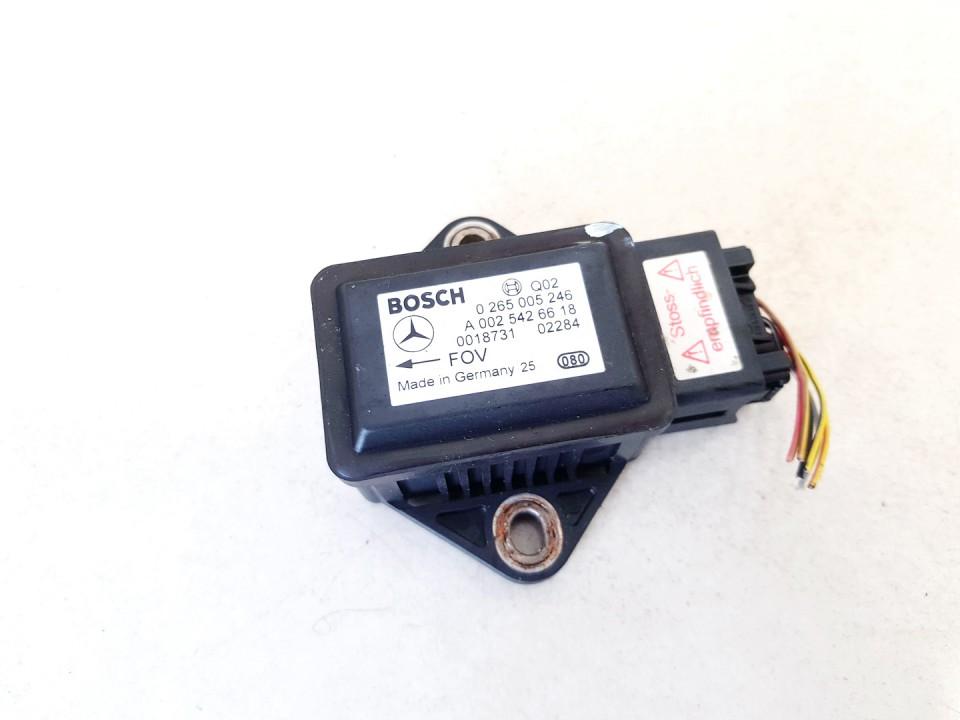 ESP Control Unit Mercedes-Benz S-CLASS 2002    3.2 0265005246