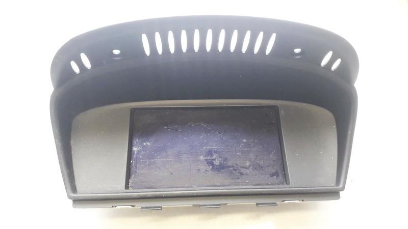 Navigacijos ekranas BMW 5-Series 2006    0.0 65829211972
