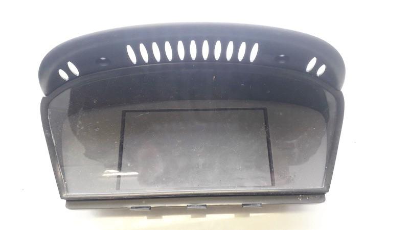 Navigacijos ekranas BMW 5-Series 2005    0.0 65826952327