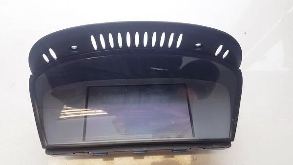 Navigacijos ekranas BMW 5-Series 2007    0.0 65826962424