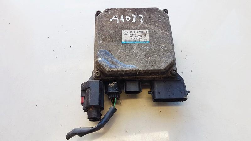 Power Steering ECU (steering control module) Mazda 6 2010    2.2 GS1D67880H