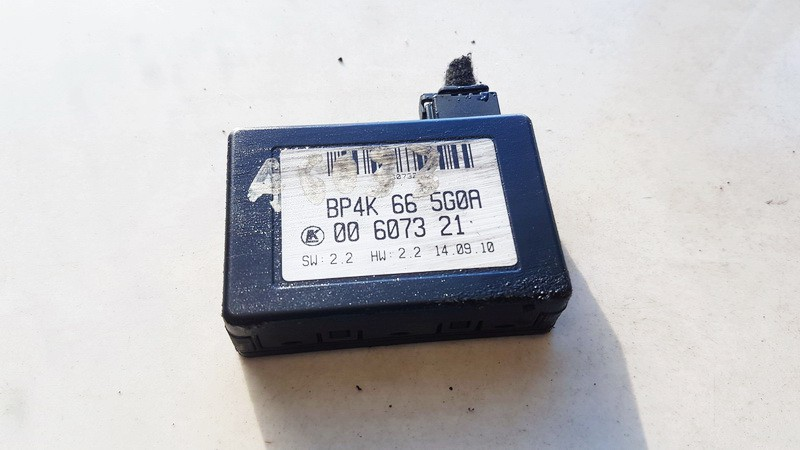 Stiklo lietaus daviklis Pr. Mazda 6 2010    2.2 BP4K665G0A