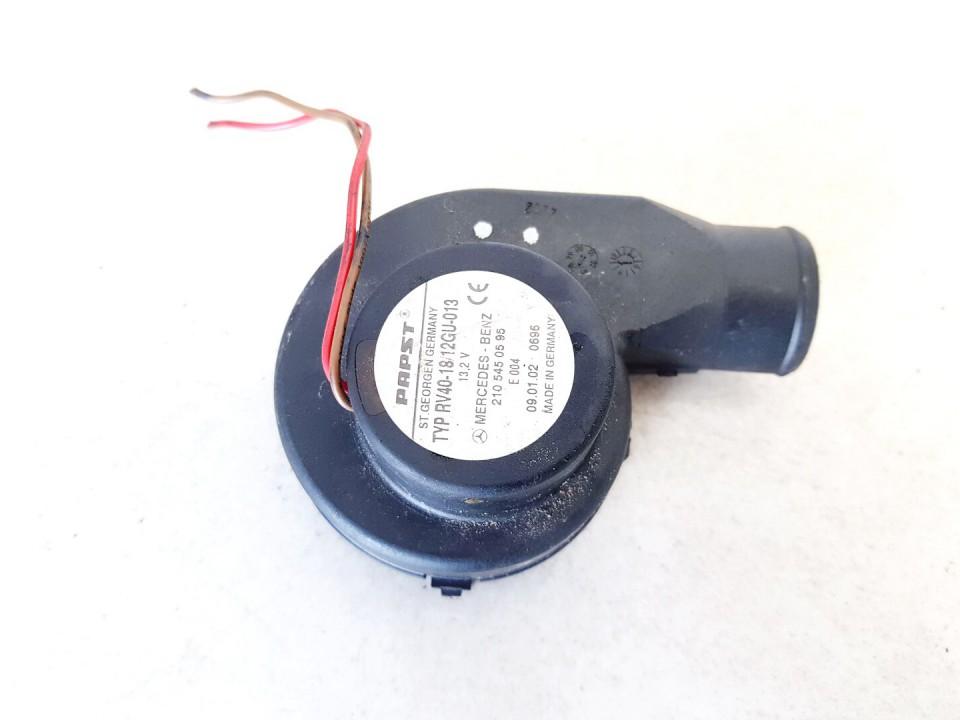 ECU Module Engine Cooling Fan Motor Mercedes-Benz S-CLASS 2002    3.2 2105450595