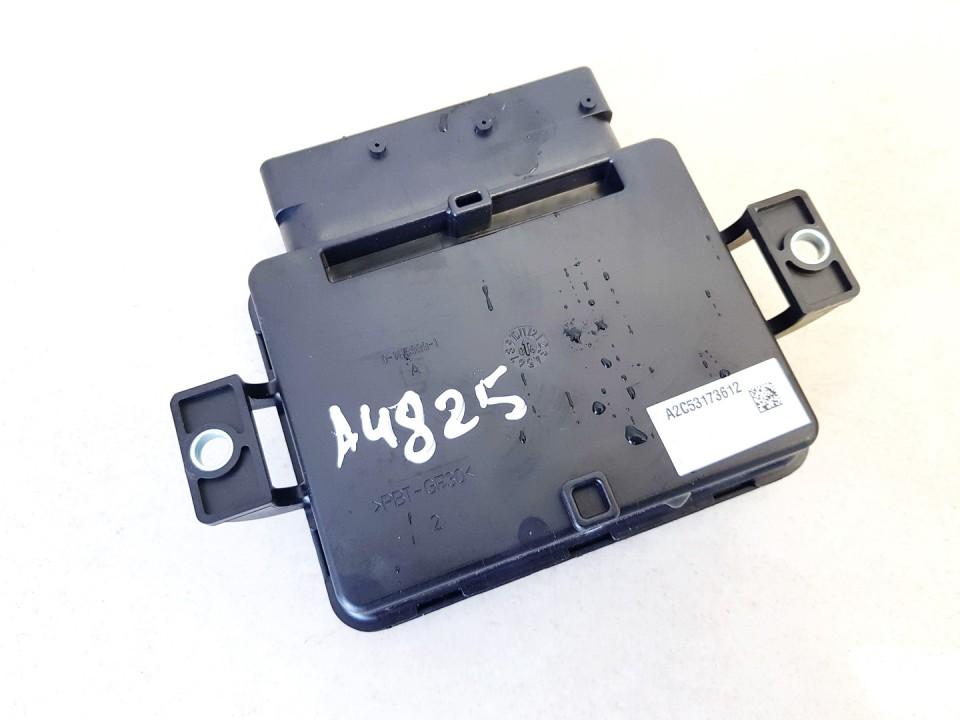 Rankinio stabdzio kompiuteris Audi A6 2007    2.0 4f0907801a