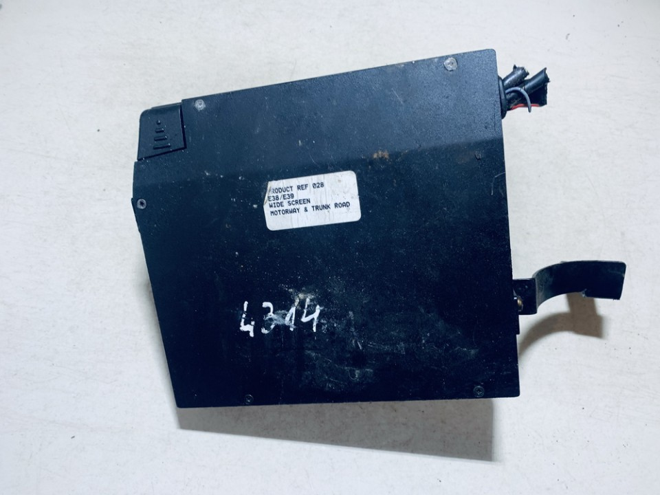 Audio amplifier (Radio Stereo Amplifier) BMW 5-Series 2000    2.5 used