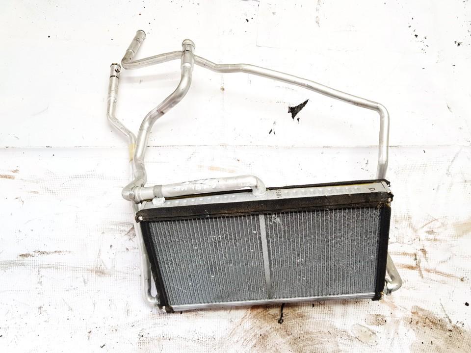 Audi  A6 Salono peciuko radiatorius