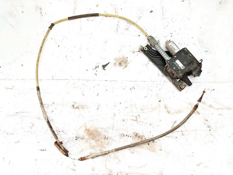 Rankinio stabdzio varikliukas G.D. Opel Insignia 2009    2.0 a2c53298178