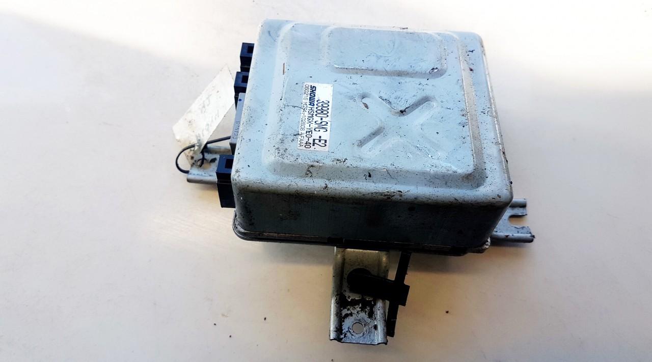 Power Steering ECU (steering control module) Honda Civic 2006    1.8 39980SMGE21