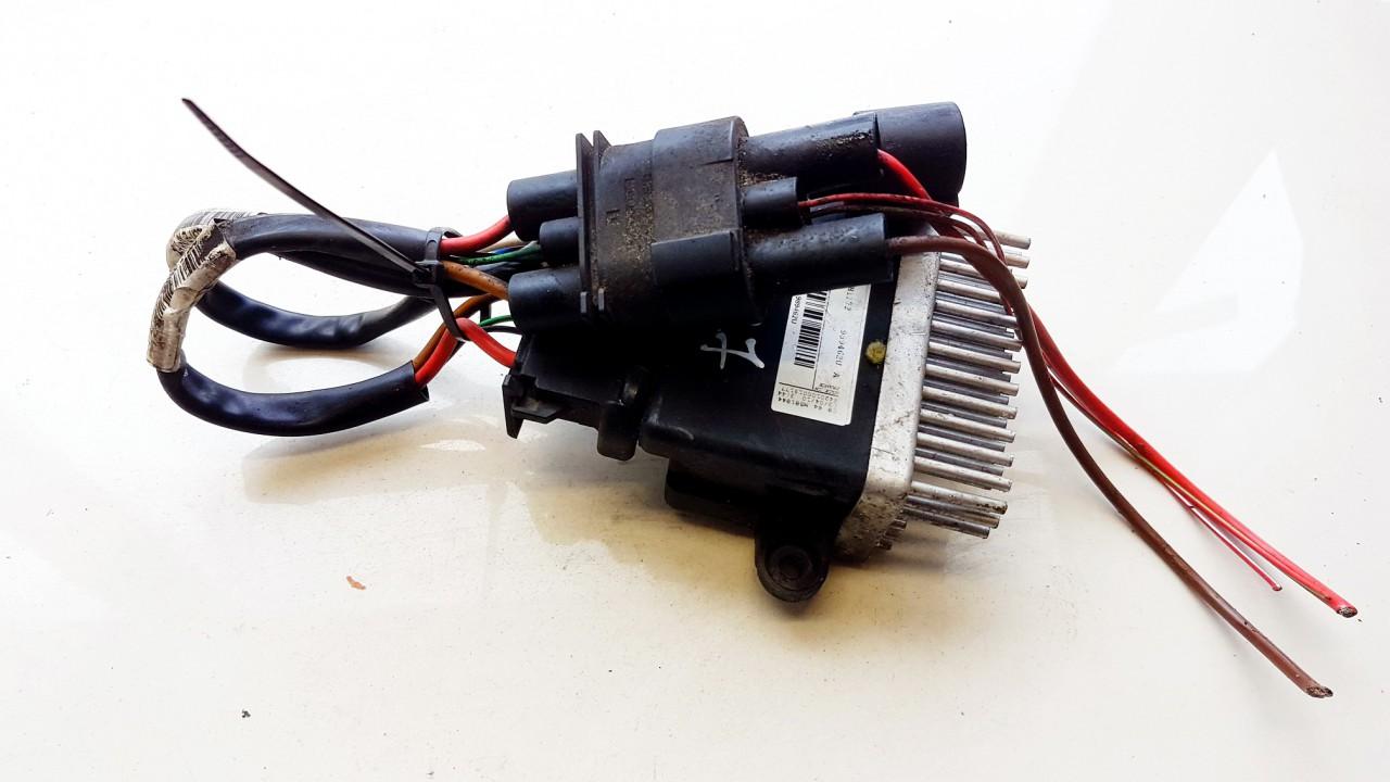 Blower Fan Regulator (Fan Control Switch Relay Module)  Audi A5 2010    2.0 8K0959501E