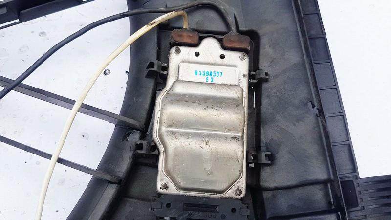 Blower Fan Regulator (Fan Control Switch Relay Module)  Mercedes-Benz CLC-CLASS 2009    2.2 93598507