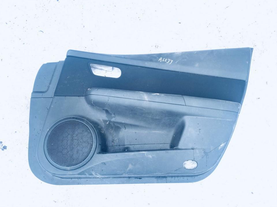 Duru apmusimas (apdaila-absifkes)  P.D. Mazda 6 2010    2.2 gs1d4281k