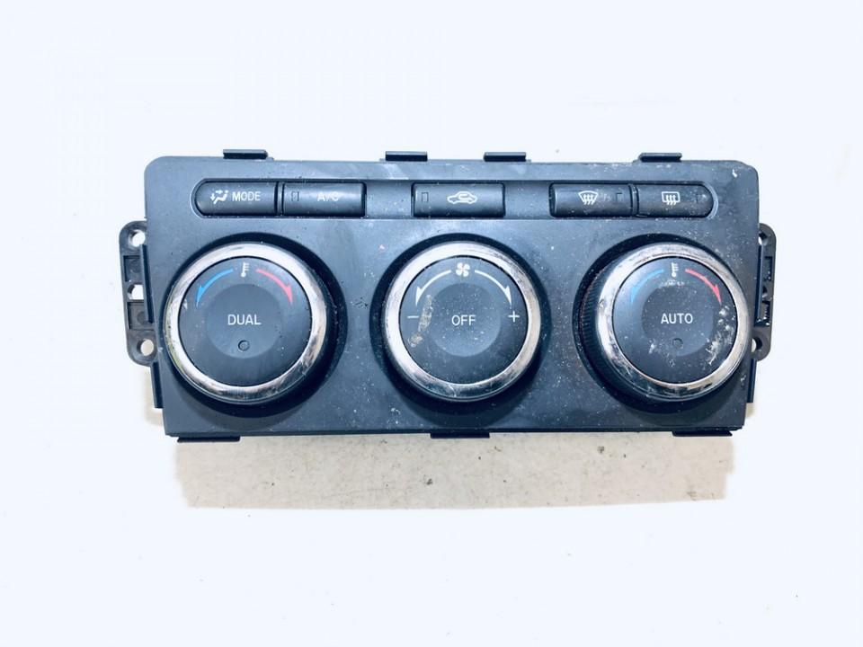 Peciuko valdymas Mazda  6