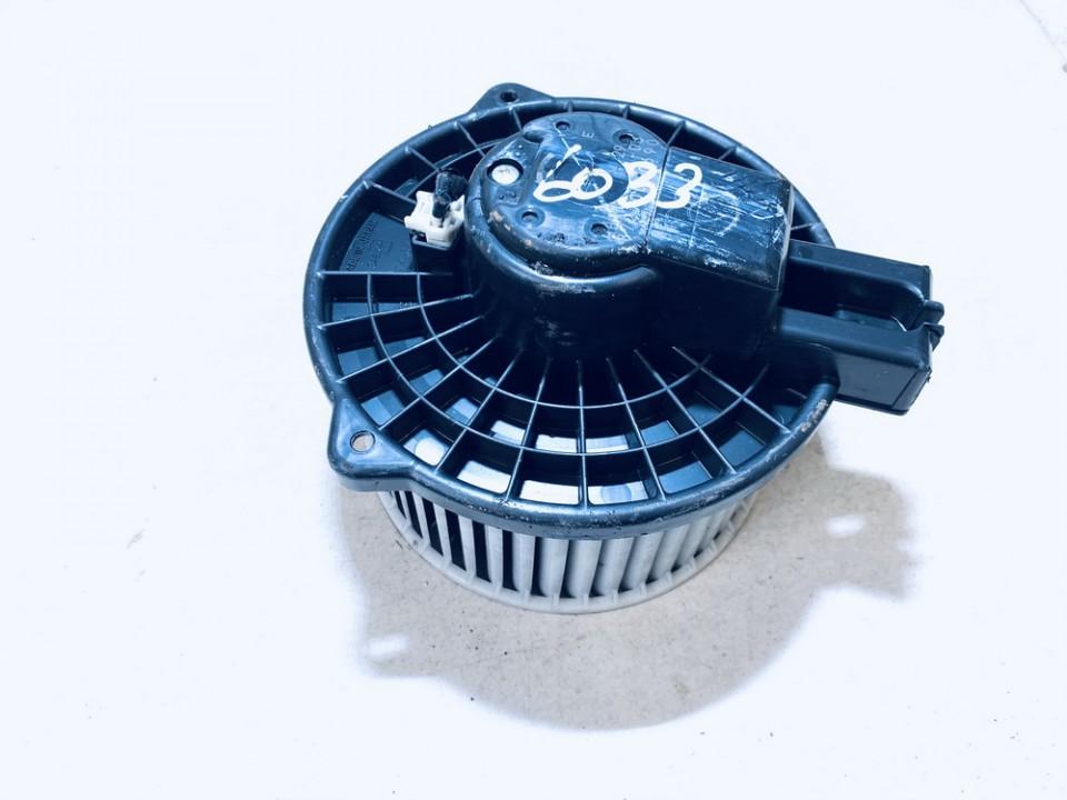 Mazda  6 Salono ventiliatorius