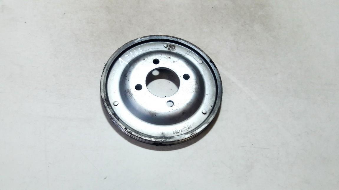 Vandens pompos dantratis (skyvas - skriemulys) Renault Megane 1997    1.6 7700864702h