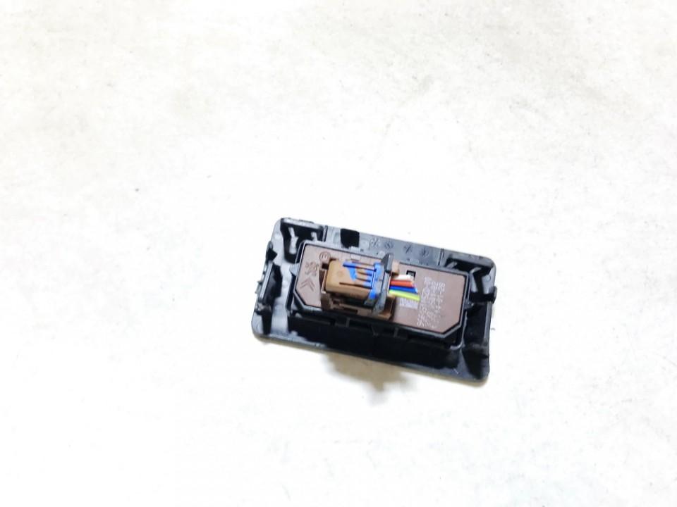 Sukibimo valdymo mygtukas Citroen DS3 2014    1.2 96645105zd
