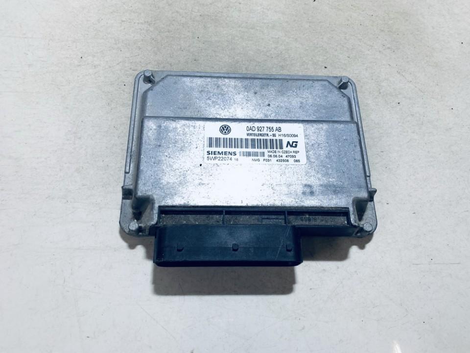 Greiciu dezes kompiuteris Volkswagen Touareg 2005    2.5 0ad927755ab