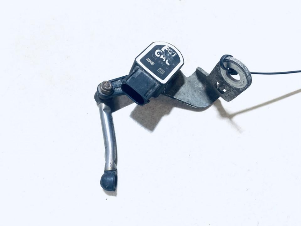 Xenon Headlamp Leveling Level Sensor, Automatic Headlight Adjustment Motor BMW 3-Series 2008    2.0 6763735