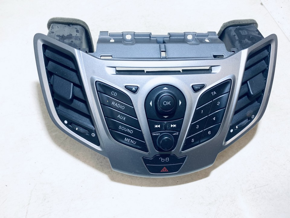 Automagnetolos valdymo konsole Ford Fiesta 2009    1.3 8a6118a802afw