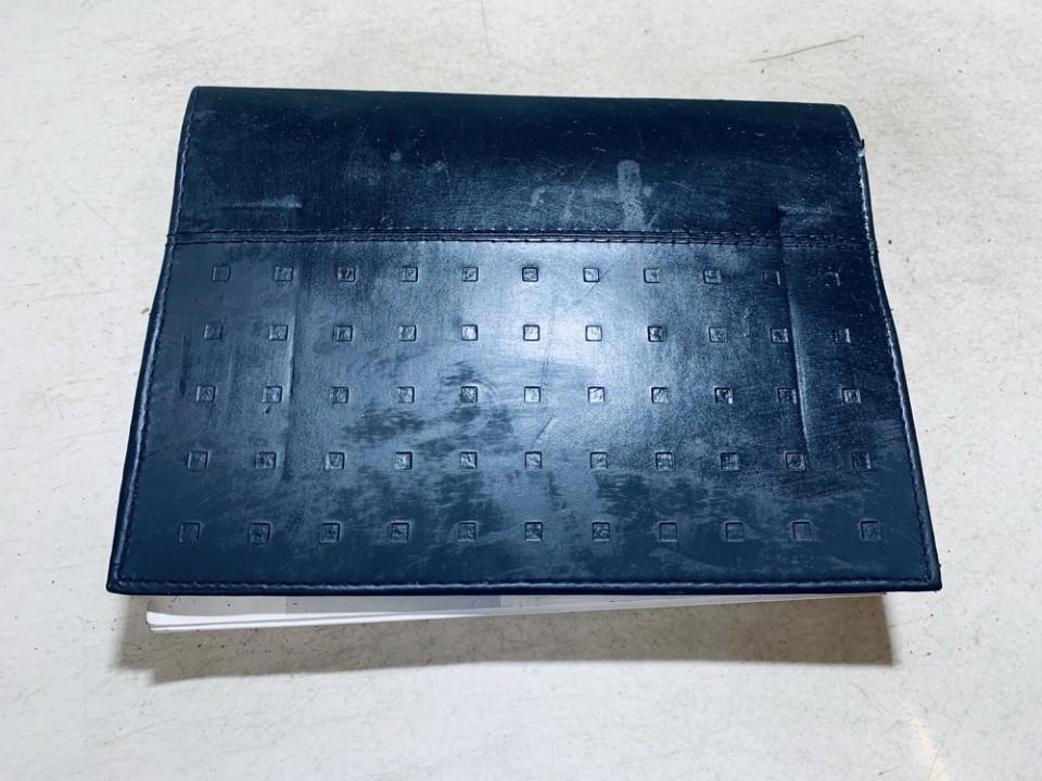 Prieziuros zinynas (Automobilio aptarnavimo knyga) Volkswagen Jetta 2008    2.0 used