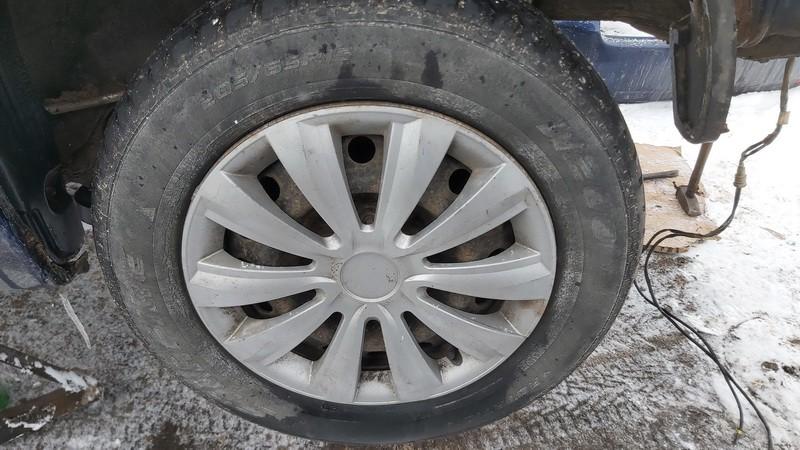 Skardiniu ratu komplektas R15 Toyota Avensis Verso 2001    2.0 used