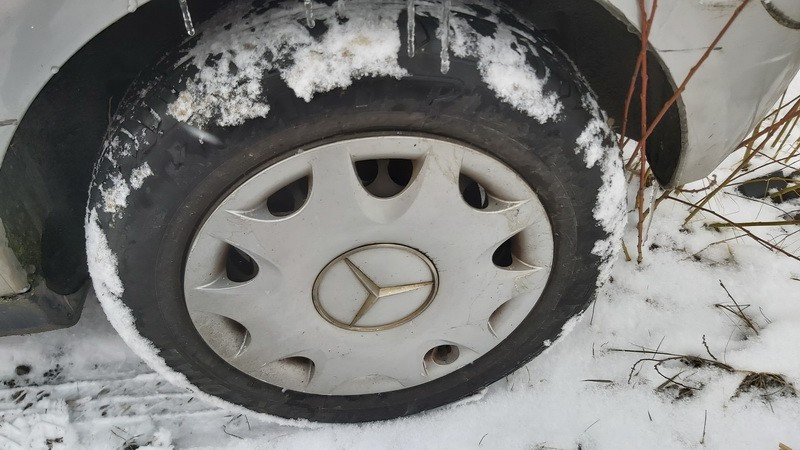 Skardiniu ratu komplektas R15 Mercedes-Benz A-CLASS 2005    2.0 used