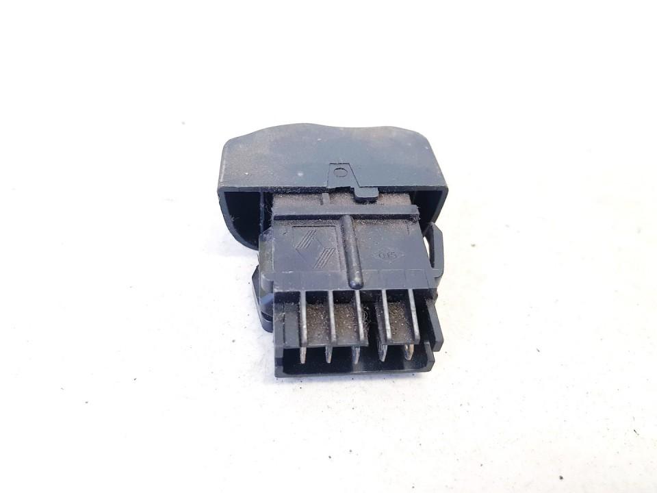 Door central locking lock switch control (DOOR LOCK SWITCH) Renault Megane 1997    0.0 841242B