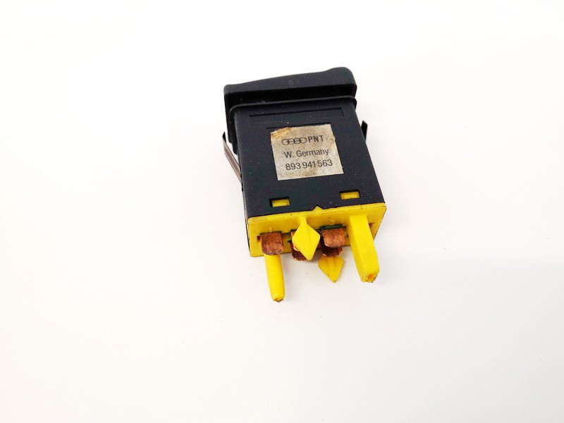 Ruko zibintu valdymo mygtukas Audi 80 1989    2.0 893941563