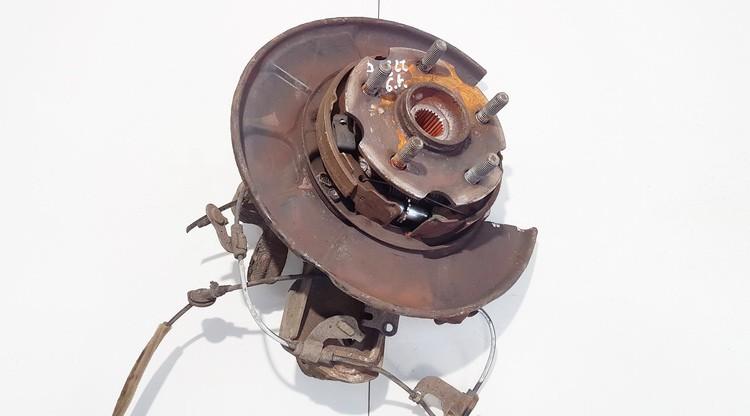 Stabdziu disko apsauga galine kaire (G.K.) Toyota RAV-4 2008    2.2 used