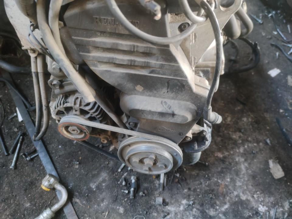 Variklis Renault Megane 1996    1.6 k7m720