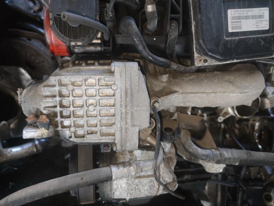 Turbokompresorius Mercedes-Benz C-CLASS 2004    1.8 a2711400787