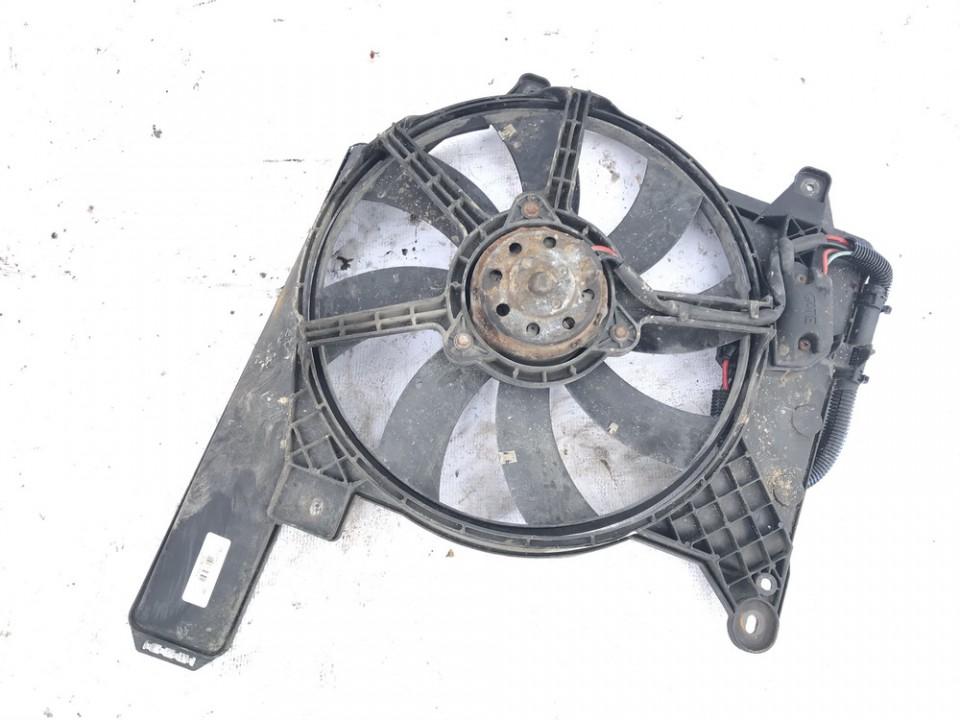 Opel  Meriva Difuzorius (radiatoriaus ventiliatorius)