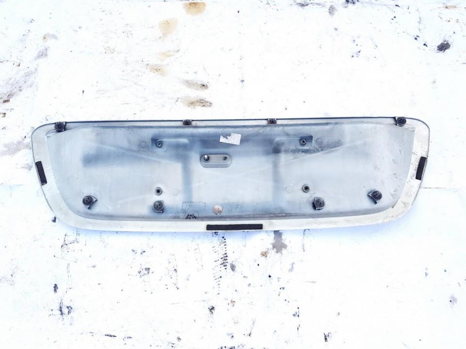 Galinio dangcio isorine apdaila (numerio apsvietimas) Mercedes-Benz S-CLASS 2002    3.2 a2207500281
