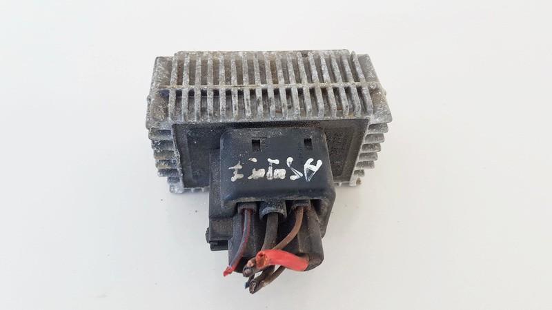 Blower Fan Regulator (Fan Control Switch Relay Module)  Opel Zafira 2000    2.0 09132691
