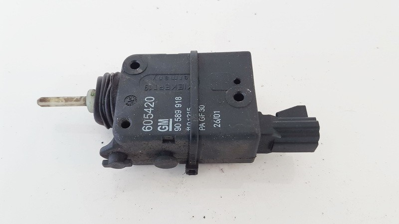Central locking motor Opel Astra 2002    1.6 90589918