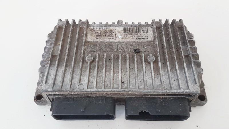 Greiciu dezes kompiuteris Renault Clio 1998    1.6 7700111689