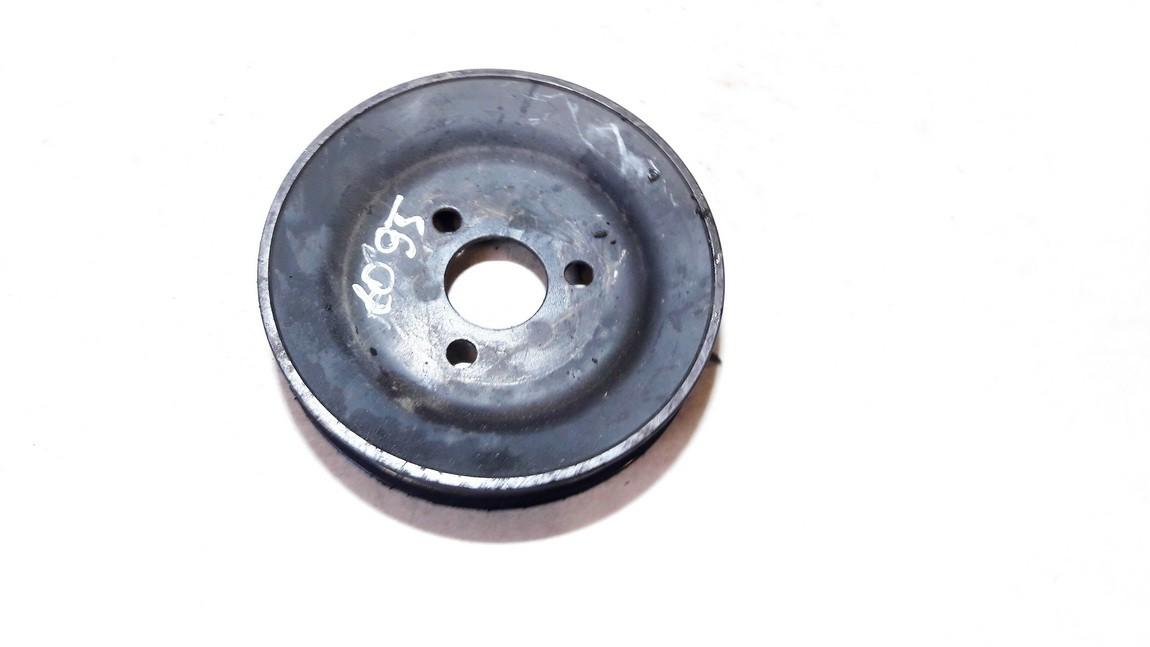Vandens pompos dantratis (skyvas - skriemulys) Volkswagen Passat 1998    1.8 058145255b