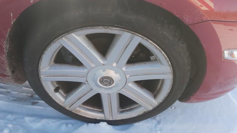 Lietu ratu komplektas R18 Chrysler Crossfire 2004    3.2 used
