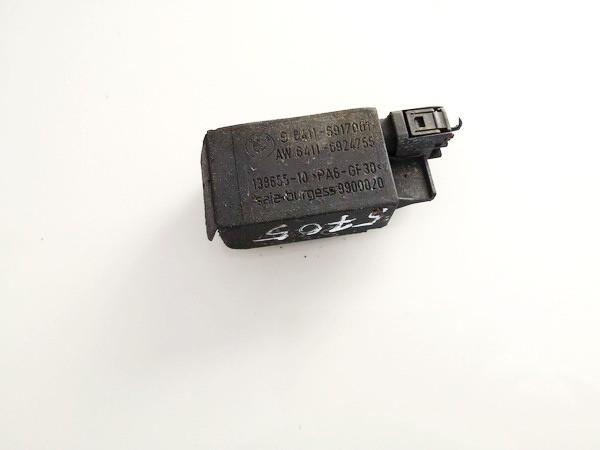 Blower Fan Regulator (Fan Control Switch Relay Module)  BMW X3 2006    2.0 9900020