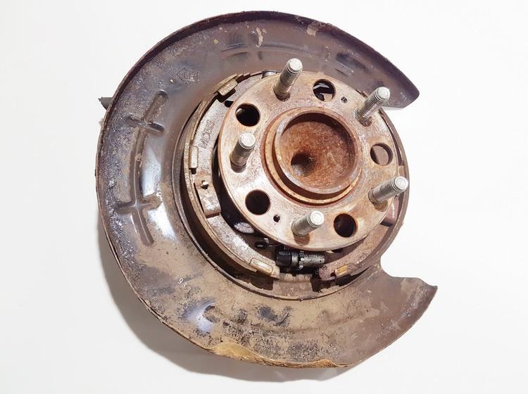 Stabdziu disko apsauga galine kaire (G.K.) Hyundai Tucson 2016    1.7 used