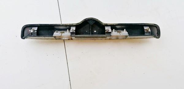 Galinio dangcio isorine apdaila (numerio apsvietimas) Nissan Micra 2000    0.0 908106F6