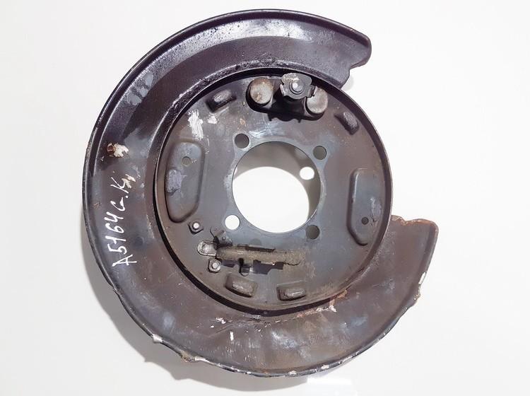 Stabdziu disko apsauga galine kaire (G.K.) Honda CR-V 2014    1.6 used