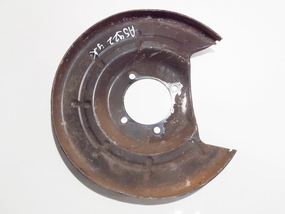 Stabdziu disko apsauga galine kaire (G.K.) Opel Astra 2015    1.6 13408175