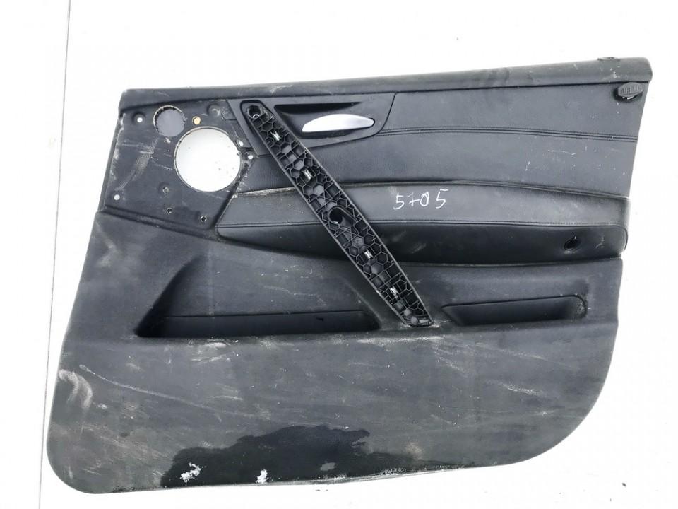 Duru apmusimas (apdaila-absifkes)  P.D. BMW X3 2006    2.0 3417966