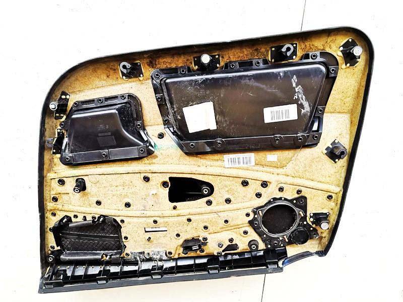 Duru apmusimas (apdaila-absifkes) P.K. BMW 3-Series 2005    0.0 USED