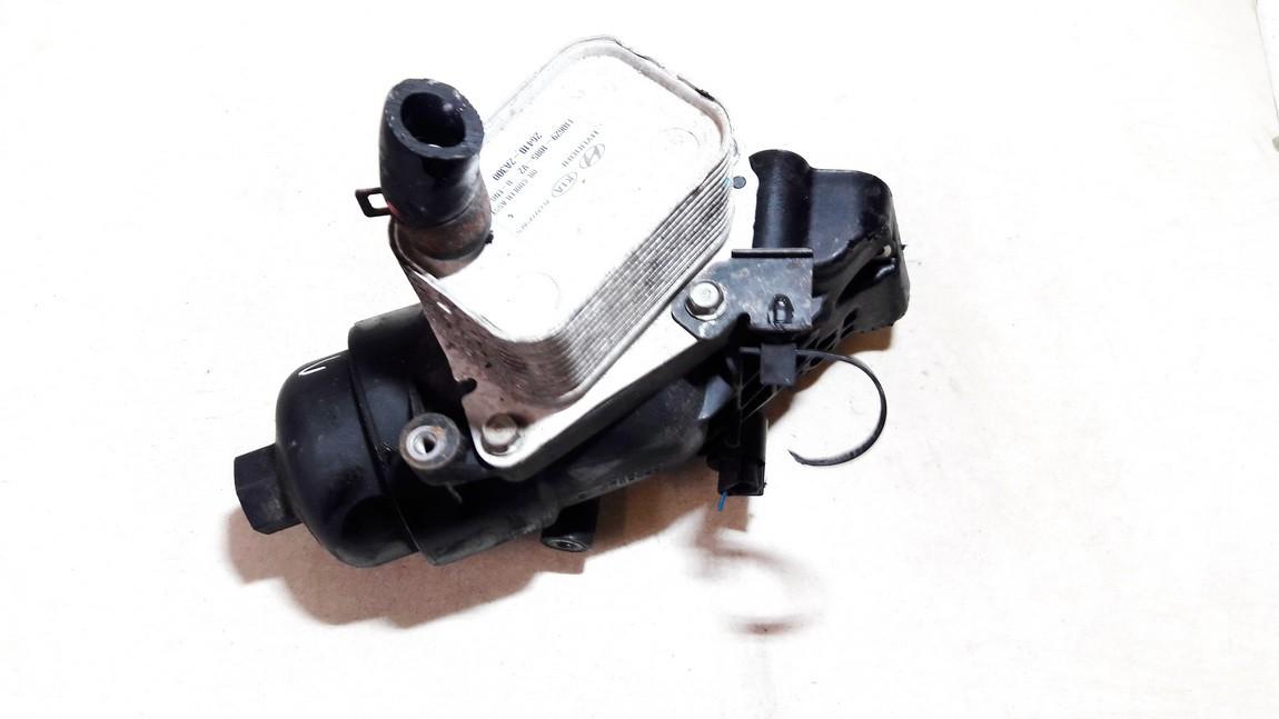 Tepalo filtro korpusas Kia Ceed 2011    1.6 K0100200