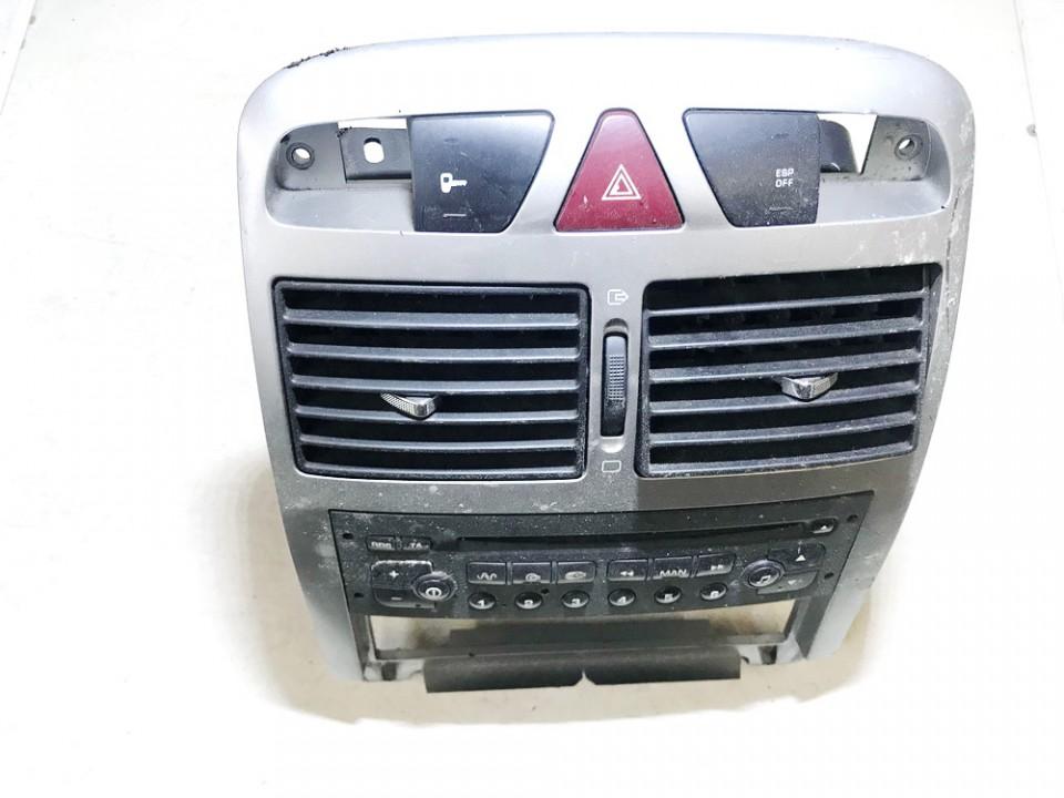 Peugeot  307 Automagnetola