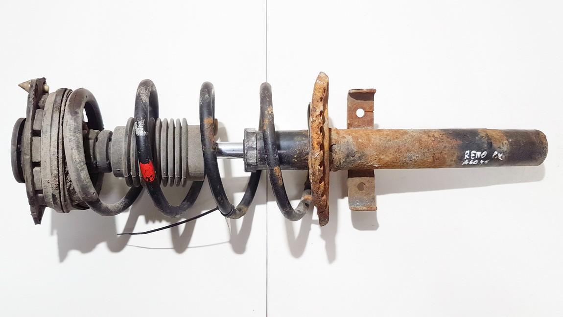 Shock Absorber - Suspension Strut Assembly - front left side used used Renault SCENIC 1997 1.6